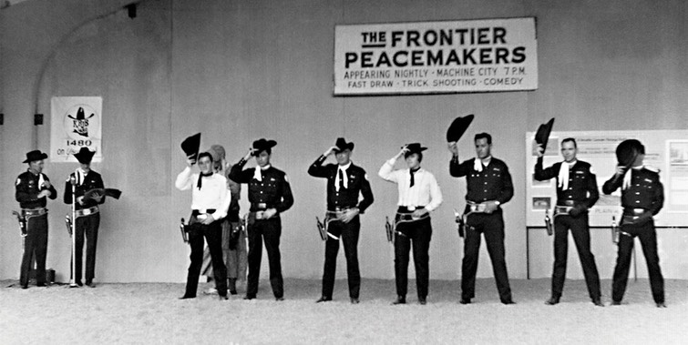 08-14 1967 Buddy Frontier Peacemakers show
