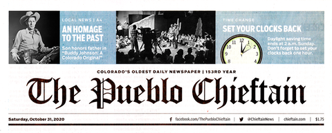 Chieftain Oct 31, 2020 1. front page banner FINAL 7""