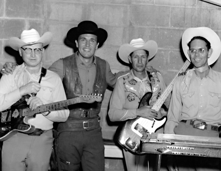 CSF 1959 Band & Johnny Ringo