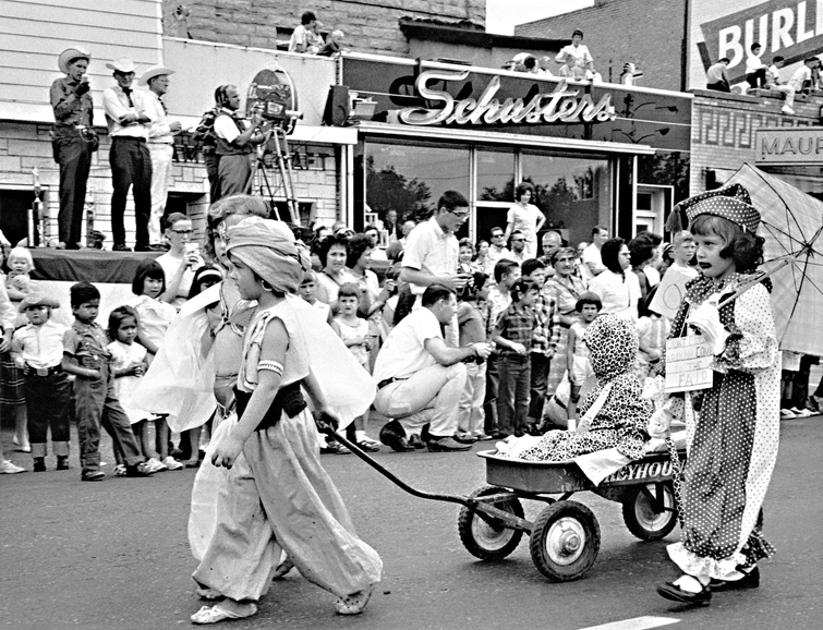 CSF 1963 Buddy Kids Day Parade