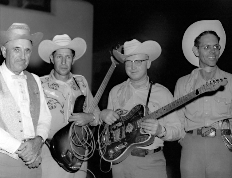 CSF 1964 Band & Clyde Fugate