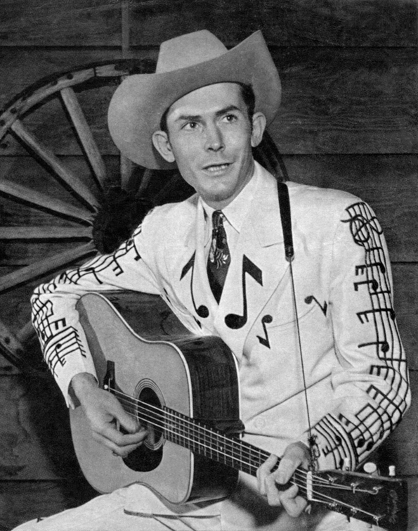 Hank Williams of MGM Records